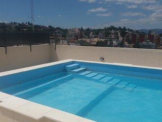 Departamento centrico con SUM y piscina