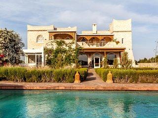 Superbe villa avec piscine  à Essaouira, Ghazoua