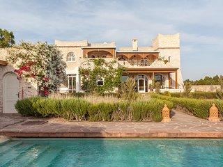 Superbe villa avec piscine  à 15 minutes d'Essaouira et à 8 minutes de la plage