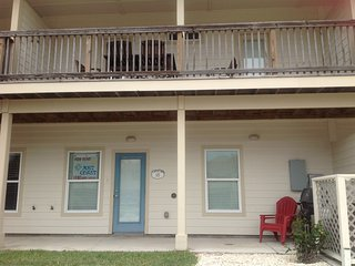 JUST COAST  into our 4 bedroom 3 bath condo within walking distance to beach., Port Aransas