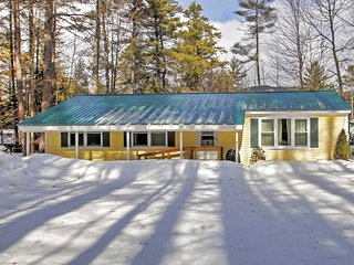 Charming 3BR North Conway House - Near Cranmore!