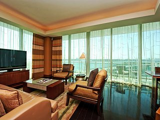 Ritz Carlton Hotel & Spa Resort in  Bal Harbour One bedroom Suite Sleeps 3