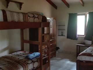 Hostal Serena - 2 Dormitory Rooms with total seven beds with 2 shared bathrooms