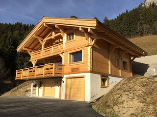 CHALET SOLEYA 6 rooms 12 persons, Le Grand-Bornand