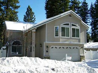 Home Provides Luxurious Getaway ~ RA712, South Lake Tahoe