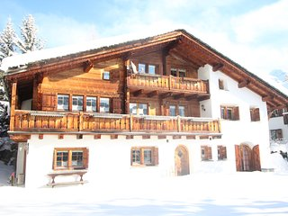 Family Chalet for Alpine Holidays, Arosa