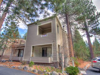 Private Forest Pines Townhome Steps from Exclusive Beach ~ RA724