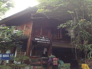 No 5 Stilt  House