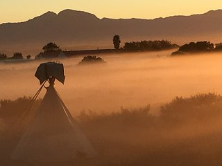 Sunset Teepee Retreat - Bobby McGee, Mossel Bay