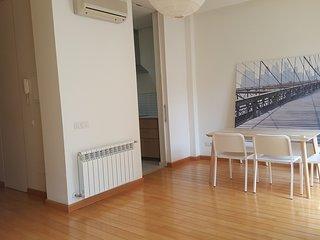 Apartamento de lujo con terraza en pleno centro de Malaga. WIFI gratis