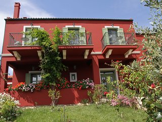 "Volidiera Guesthouse ""Green Shadow"", Lixouri"