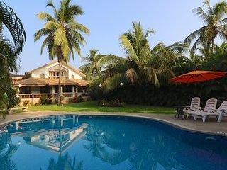 4 BHK Beach Villa Hippolitto, Calangute