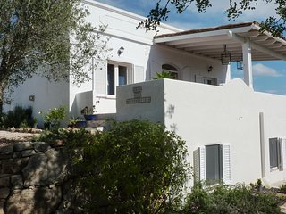 Private Landhaus-Villa mit Pool und herrlichem Meerblick, WLAN gratis, A/C, Bordeira