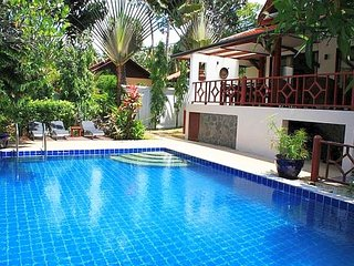 3BR Spacious Pool Villa, Mae Nam