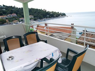 Large balcony with sea view 46