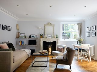 Notting Hill Garden Apartment