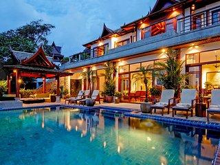 Villa Arawan, Sleeps 10, Cherngtalay