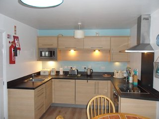 The Tides ground floor apartment free WIFI tremendous on site facilities, Filey