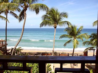 Beachfront Penthouse - Sandy Beach (Pelican Point), Rincón