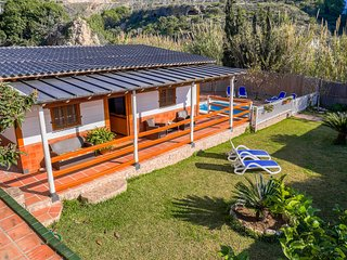 STUNNING 4 BED HOUSE RIO CHILLAR NERJA- SLEEPS 6 plus 2