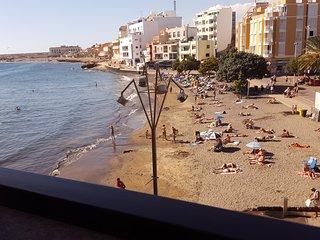 Viv. Vacacional 1ª Línea de Playa, El Medano