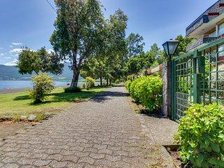 Departamento familiar frente al Lago Villarrica