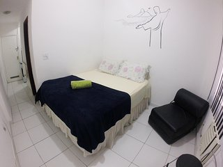 Cozy Studio at Copacabana Beach for up to 3 people CO3806329, Rio de Janeiro
