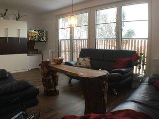 Neues Apartment mit Charme A für 1 bis 6 Gäste