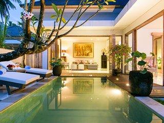 Taman Sari Villa with Private Pool, Pekutatan