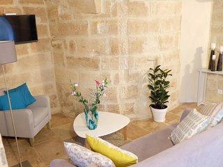 Appartement 4 personnes dans Maison village, clim, modulable avec appt 2 et chbr