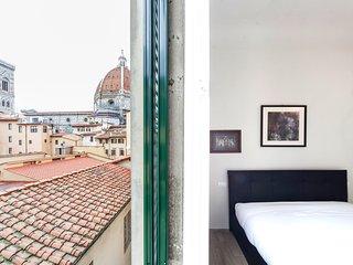 Duomo Dream View (sleeps 4+2)
