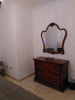 Large bedroom.
