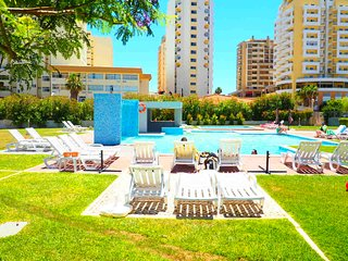 2 bedr. apartment, Praia da Rocha, Sea View