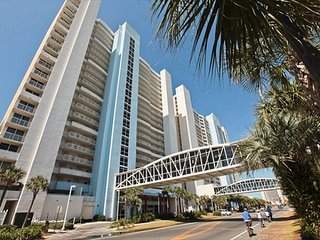 2BR/2BA Upgrades in Every Room Master on Gulf a New King Bed (Sleeps 6), Panama City Beach