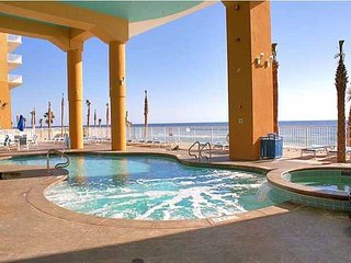 Gulf front 1 bedroom 2 bath sleeps 6, Panama City Beach