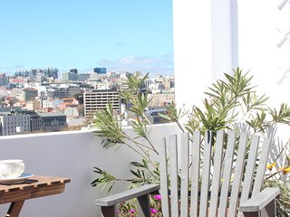 2 Townhouses, Lisbon Center: Great Views, Plenty of Space
