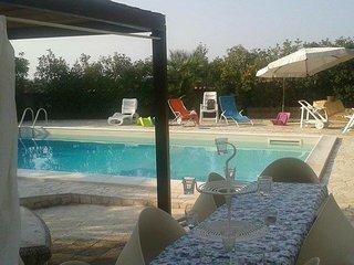 Villa Lucia indipendente con piscina privata