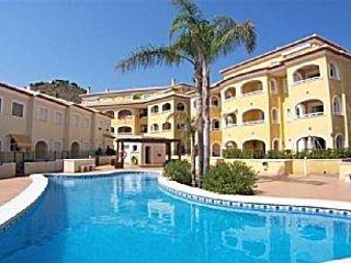Spacious 3 bedroomed apartment in the Old Town of Javea with Pool, Jávea
