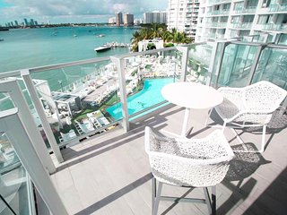 1100 West 26L5  2 Bedroom 2 Bath Bay View Balcony Suite