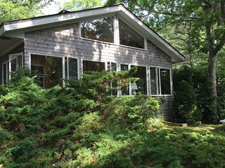 Great location bordering the West Chop Woods, Vineyard Haven
