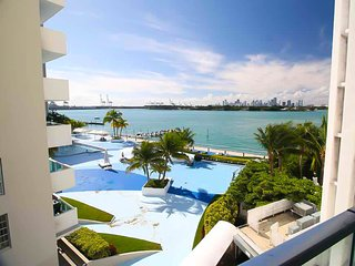 1100 West City/Bay View Balcony Suite 27L4, Miami Beach