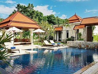 5-Bed Balinese Pool Villa in Bangtao, Chalong