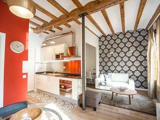 Apartamento alto standing en el Borne, Barcelona
