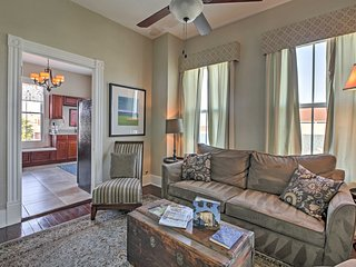 NEW! 'Saltwater Suite' 2BR Galveston House!
