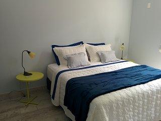 Suite Azul - cama, café e muito charme em Araras