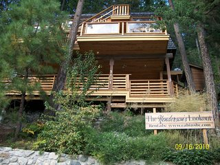 The Shuswap Lake Lookout.1000ft of Patios,Hot Tub,Dock,Boat Launch- 2 Suites Inc, Celista