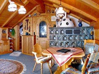 Feriendomizil St. Ulrich - Ferienwohnung ZUGSPITZE **** - Alpenwelt Karwendel, Krun