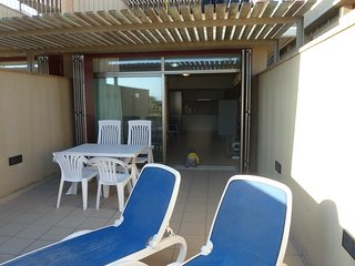 D&D Casa Medano - directly on the beach and kitesurfing spot, El Médano