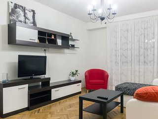 Nice and cozy two-room apartment on main street Chisinau