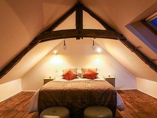 Suite Pashmînâ au Domaine du Kelenn, Caden